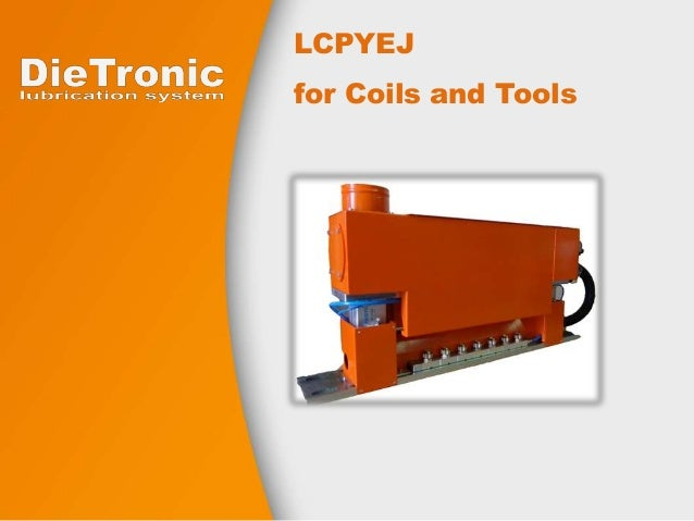 LCPYEJ  for Coils and Tools