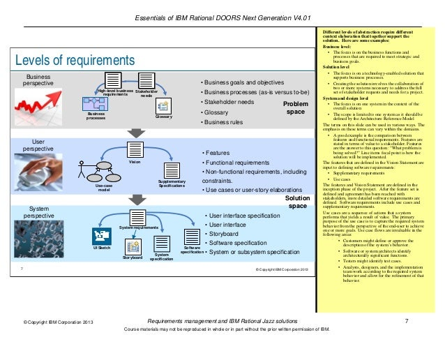 7.  sc 1 st  SlideShare & Requirements management and IBM Rational Jazz solutions pezcame.com