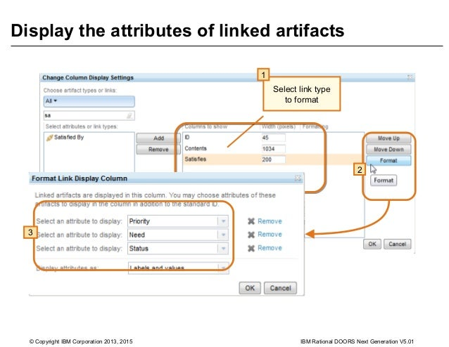 sc 1 st  SlideShare & Establishing and analyzing traceability between artifacts