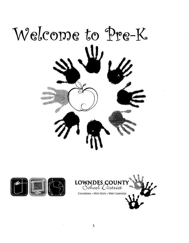 LCSD Pre-K Application