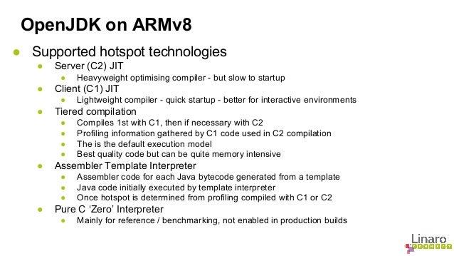 LCU14 301- Hadoop and Open JDK on ARM Servers