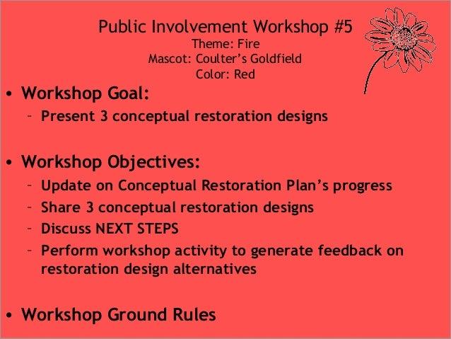 LCW Public Presentation Workshop #5 Slide 2