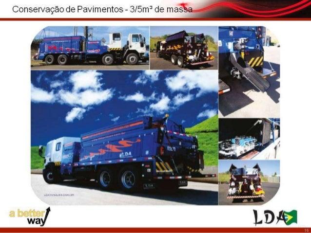 Portfólio - LDA Equipamentos Rodoviários