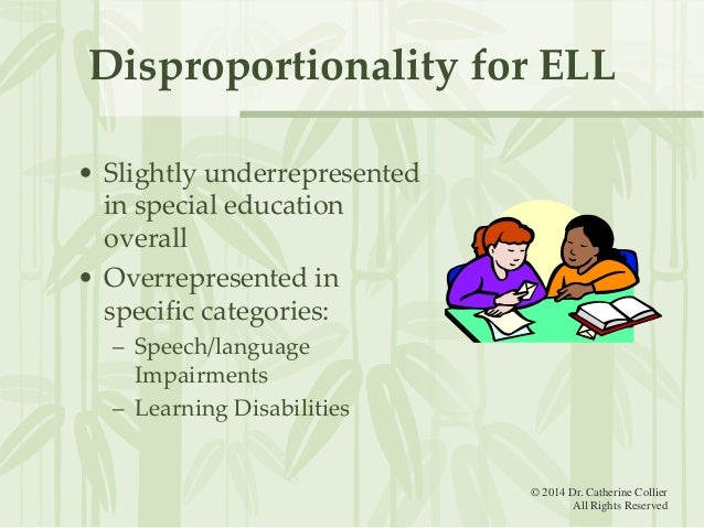 Learning Disabilities within Cultural & Linguistic Context Slide 2