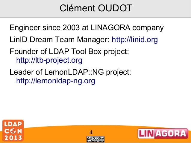 Synchronize AD And OpenLDAP With LSC