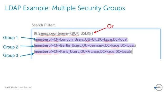 LDAP Integration