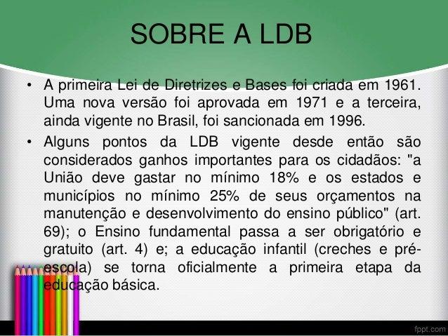 Leonarda Carvalho 2 SOBRE A LDB