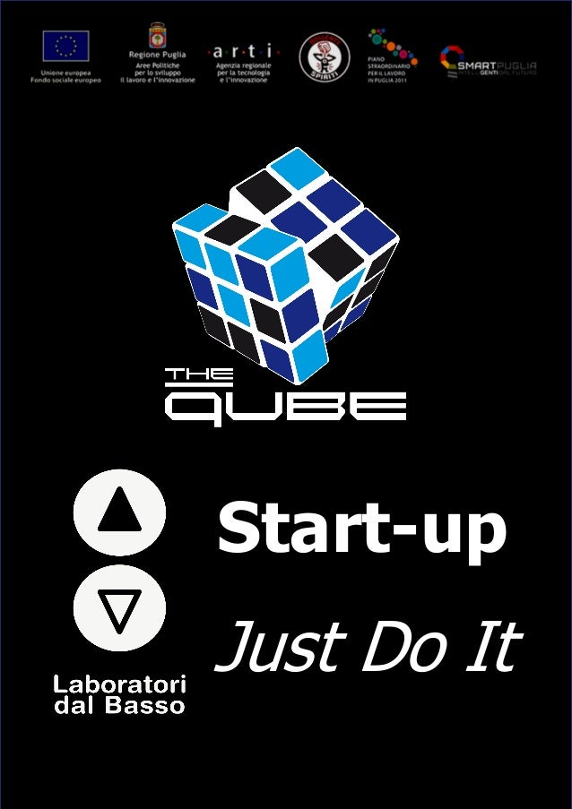 Just Do It Start-up