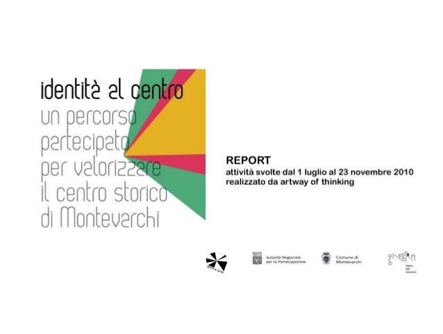 Ldb Reactivicity_Identità al centro-report