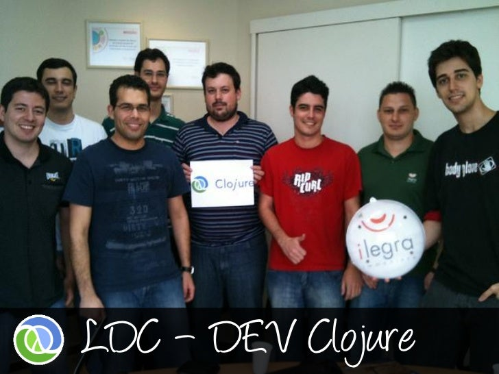 LDC – DEV Clojure
