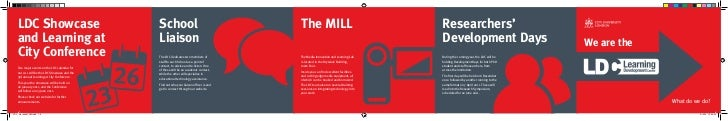 LDC Showcase                               School                                     The MILL                            ...