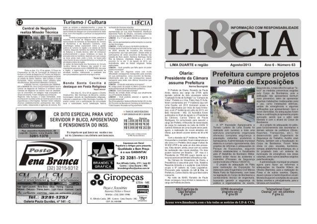 Jornal LD&Cia Edição nº 63