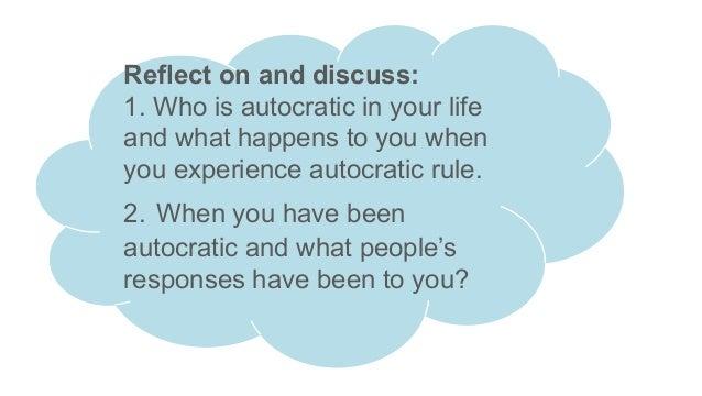 Inefficient and Ineffective Part 3. Resistance Line Sarcastic jokes Excuses Gossip/ Lobbying Poor communication/ breakdown...