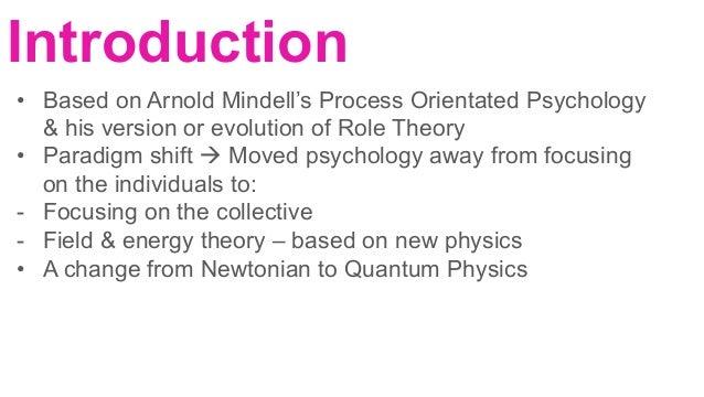 1. Energy fields How do we feel in different energy fields?