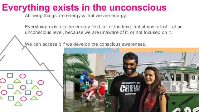 All connected & part of a bigger whole, live in a field of energy Our conscious creates the boundaries, but it is an illus...