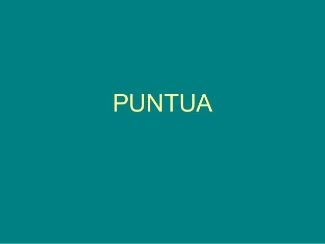 PUNTUA