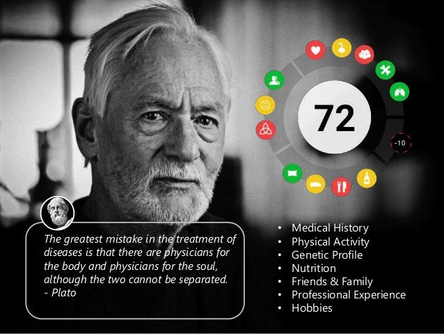 The greatest mistake in the treatment of diseases is that there are physicians for the body and physicians for the soul, a...