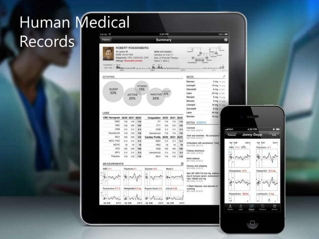 Human Medical Records