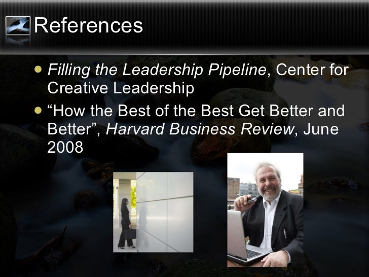 Leadership Development Intensive The Best of the Best Slide 2