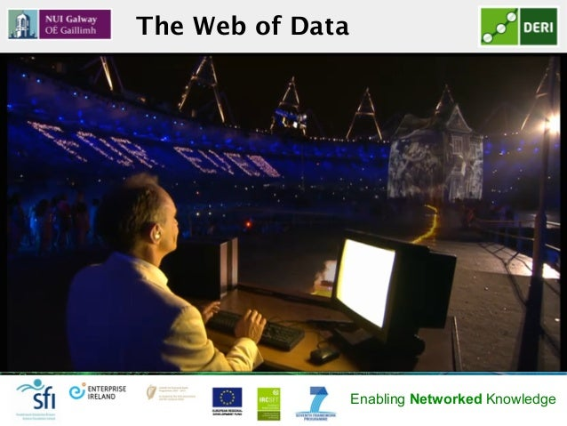 The Web of DataDigital Enterprise Research Institute                                  www.deri.ie                         ...