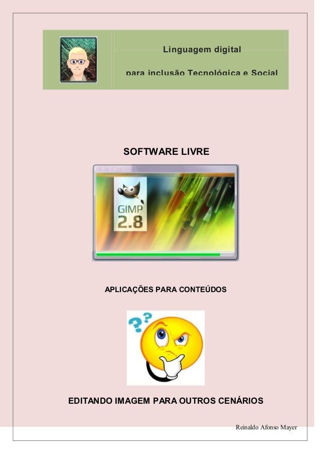 Linguagem digital          para inclusão Tecnológica e Social          SOFTWARE LIVRE      APLICAÇÕES PARA CONTEÚDOSEDITAN...
