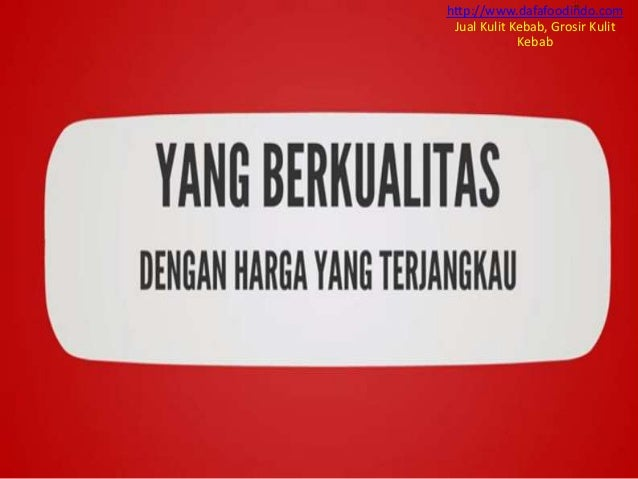 • PARTNER KAMI : • http://tammafood.com • http://dafafoodindo.com • http://franchisekebabmurah.com/ • http://alatpanggangd...