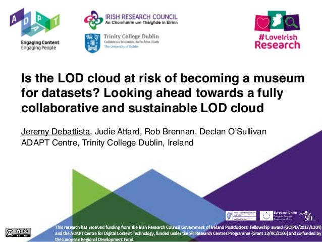 Is the LOD cloud at risk of becoming a museum for datasets? Looking ahead towards a fully collaborative and sustainable LO...
