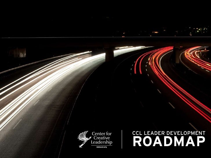CCL LEADER DEVELOPMENTR OADMAP