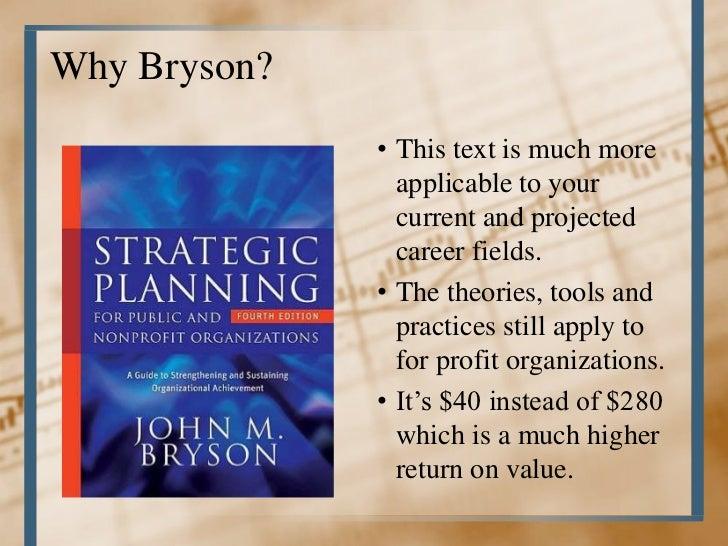 Strategic Planning Introduction