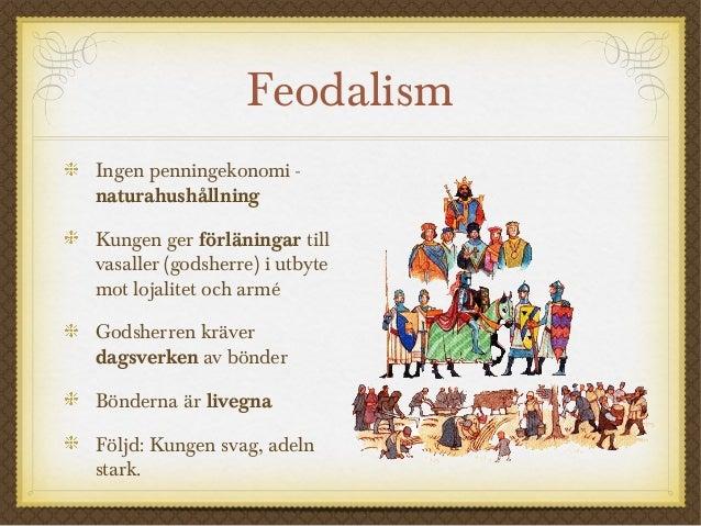 feodalism