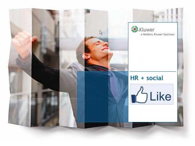HR + social