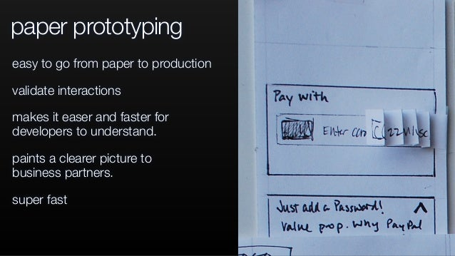 prototyping software Fastest Fast Slower