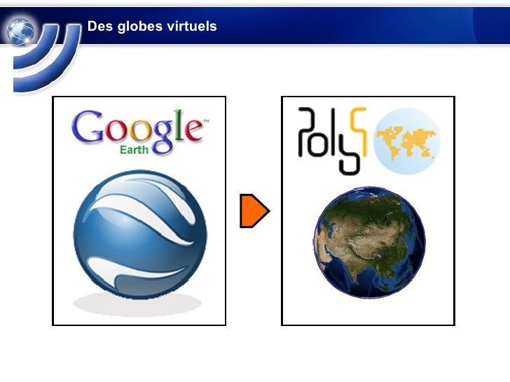 Des globes virtuels