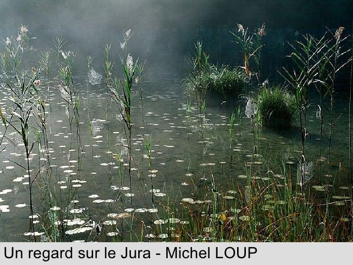 Un regard sur le Jura - Michel LOUP photographe