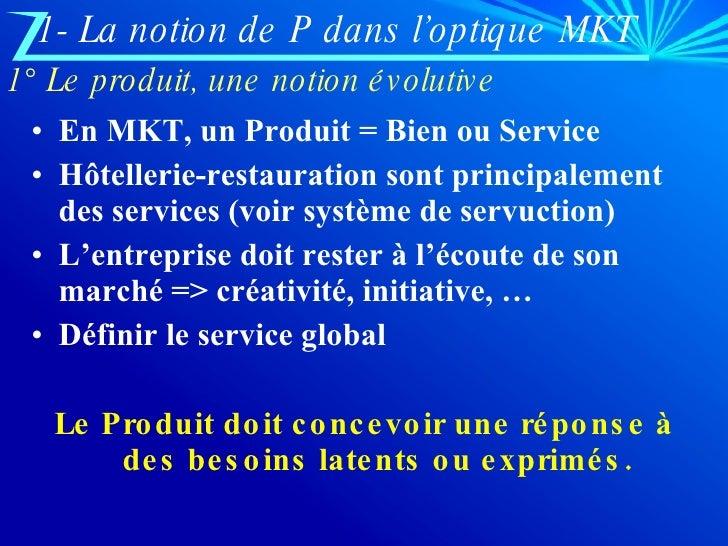Le marketing-mix-hotelier-et-touristique Slide 3