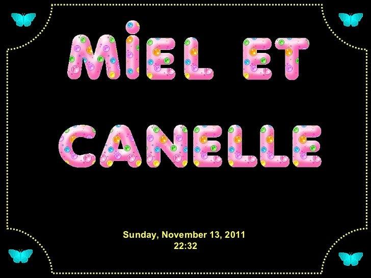 Sunday, November 13, 2011   22:32