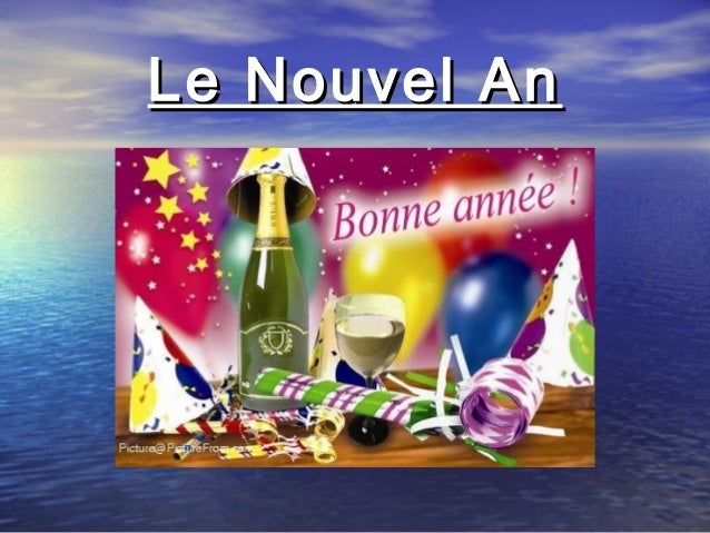 Le Nouvel AnLe Nouvel An