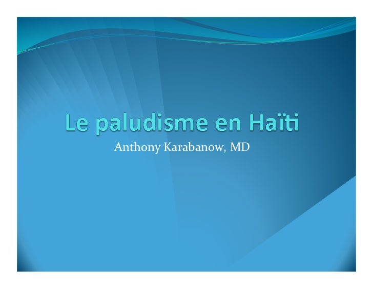 Anthony	  Karabanow,	  MD