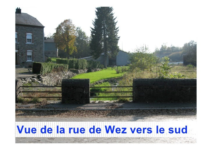 Le ruisseau de Fays-les-Veneurs Slide 3