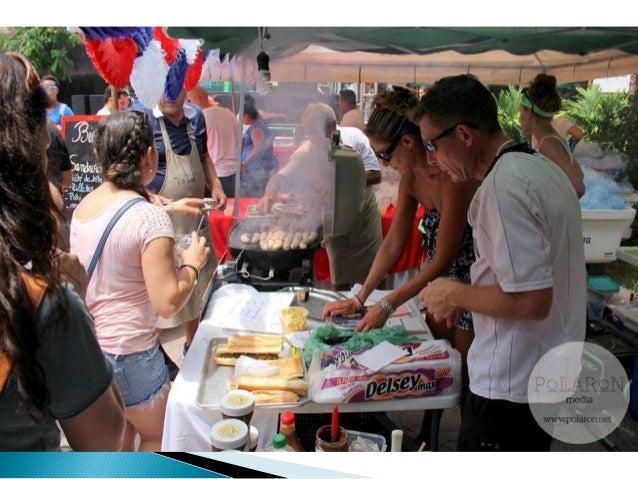 La Fête du 14 juillet 2014, Playa del Carmen Q.R, Mexique