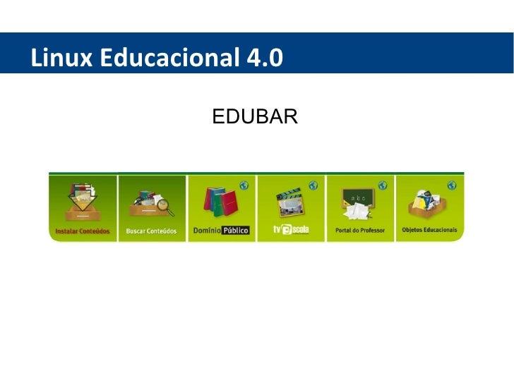 EDUCACIONAL BAIXAR 4.0 LINUX
