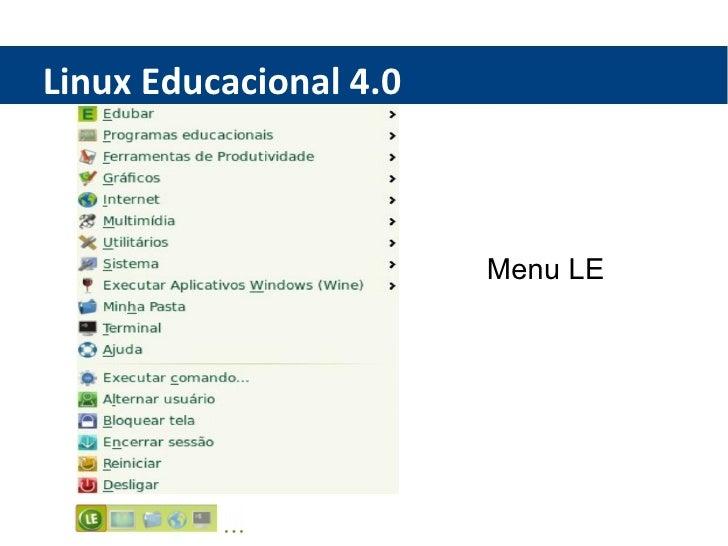 4.0 EDUCACIONAL DESKTOP LINUX BAIXAR