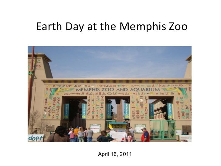 Earth Day at the Memphis Zoo April 16, 2011