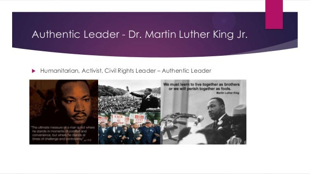 martin luther king transformational leader Are charismatic leaders born or made truly charismatic leaders, such as martin luther king jr are you a transformational leader.