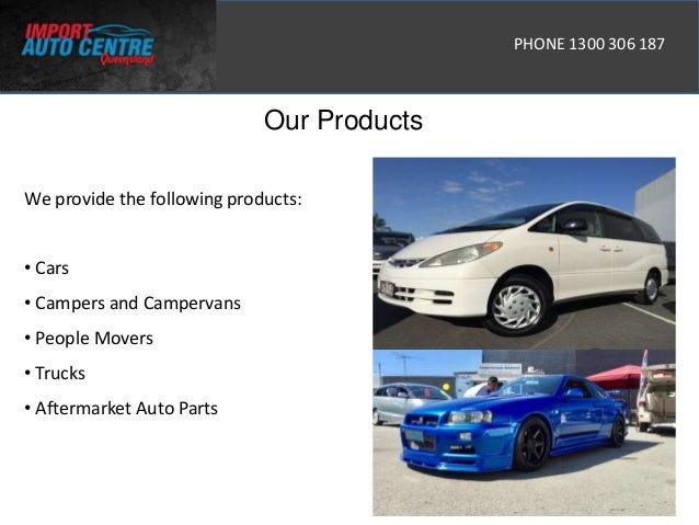 Leader In Imported Vehicles In South East Queensland