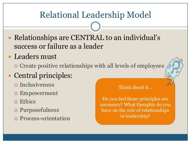 The factors that influence the success or failure of personal relationships