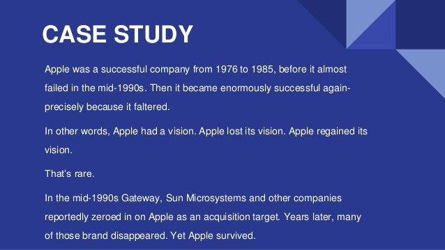 What These 4 Startup Case Studies Can Teach You About Failure