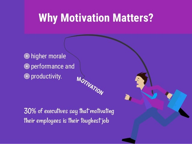 how to motivate people at work Sample what is motivation what is motivation ost of us have seen people who perform their jobs by doing as little as possible they come to work late and leave.