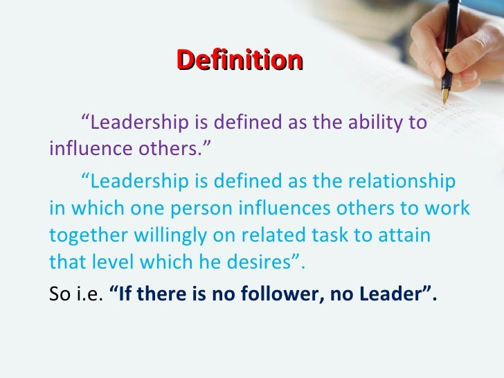 the importance of leadership in nursing Developing leadership in nursing: exploring core factors abstract this article provides an introduction to the issue of nursing leadership, addressing definitions and theories underpinning.