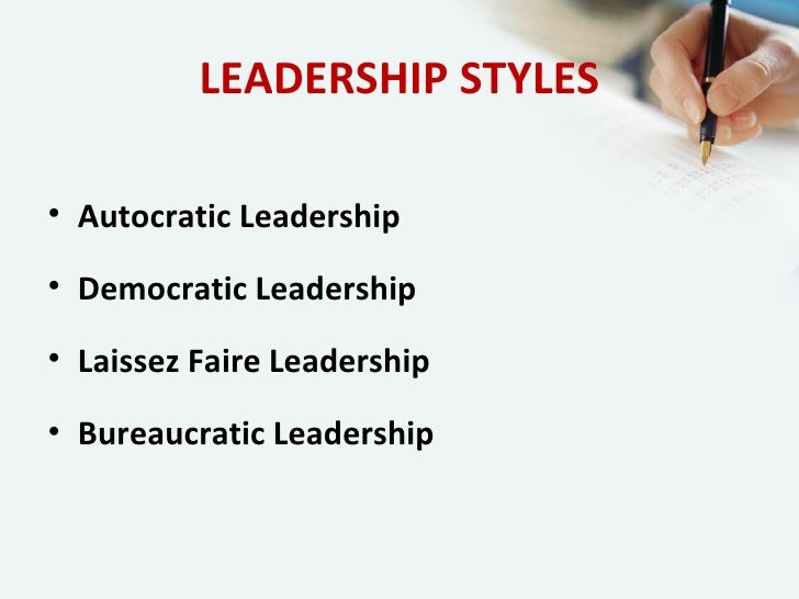 Authoritarian leadership in nursing